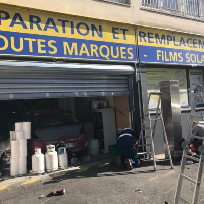 depannage rideau metallique versailles